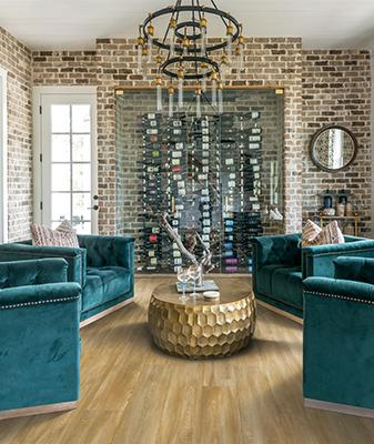 Karastan living room