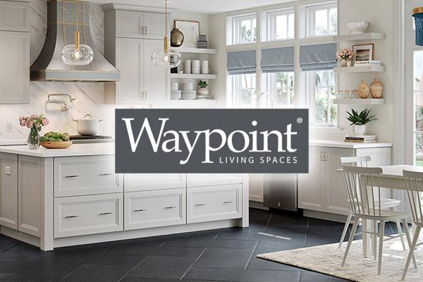 Waypoint cabinetry