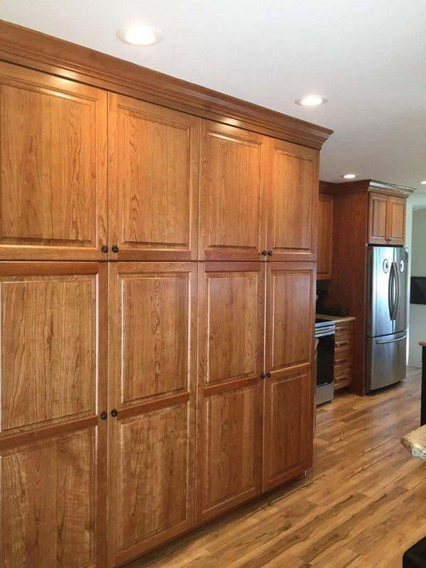 Custom Cabinets in Kitchen