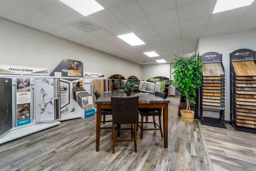 Murley's Floor Covering Abbey Design Center Showroom in Kenewick, WA