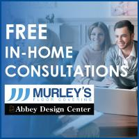 Free In-home consultations at Murley's Floor Covering