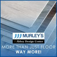 Murley's Floor Covering is more than just floor. Way more!